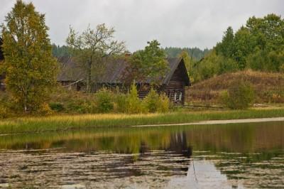 Русский Север. Масельга-Хижгора-Гужово