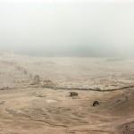 Песчаная буря в Долине Гробниц