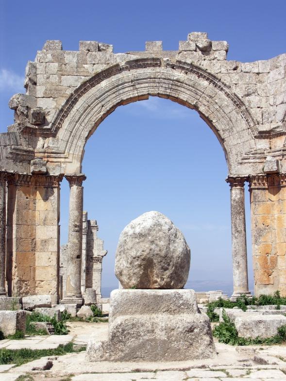 Монастырь Симеона Столпника – Kalaat Semaan