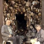 Алеппо. Мамуние, фуль и рынок кузнецов.