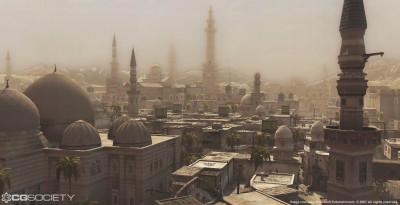 Дамаск. Древнейший город мира. 2