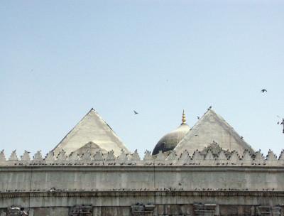 Дамаск. Мечеть Омейядов. 1