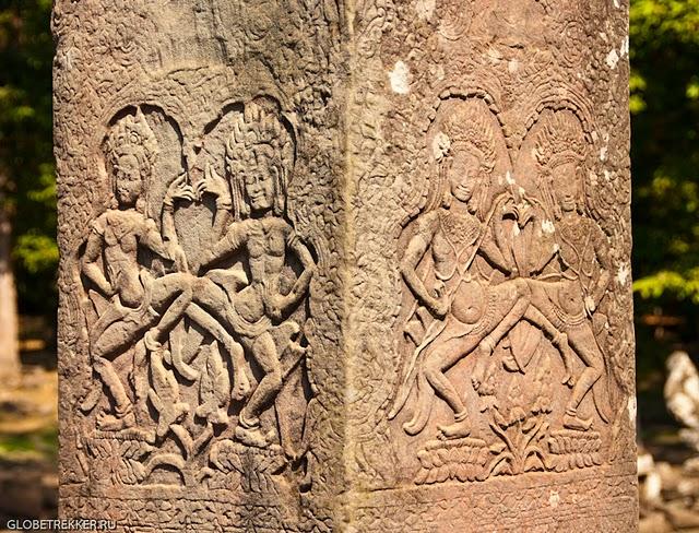 Ангкор: История