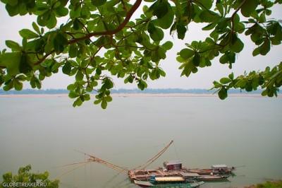 Как добраться из Сием-Рипа в Лаос через Крати
