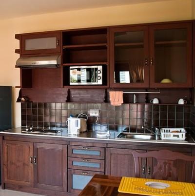 Поиск жилья в Чианг Мае. Кондо с кухней. 1