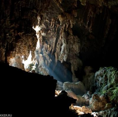 Пещерный Будда, Голубая лагуна и немного мототриала.