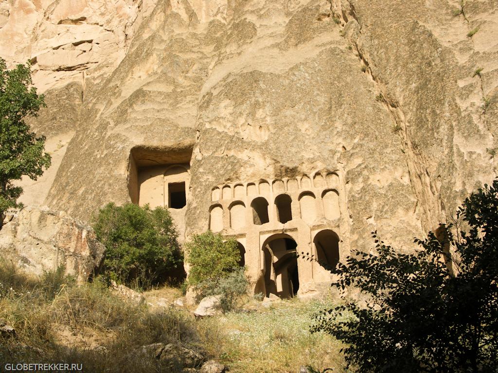Каппадокия. Пещерные храмы Долины Ихлара. 2
