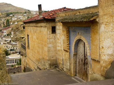Каппадокия. Греческий Синасос – город-призрак.