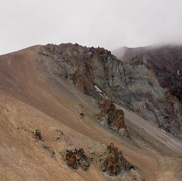 Каппадокия. Вулкан Эрджияс.