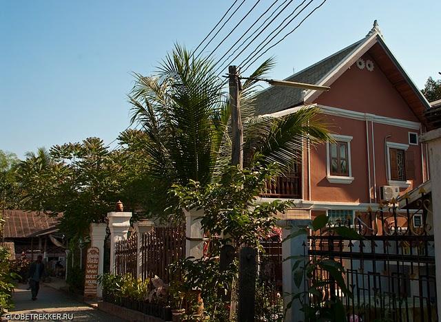 Бюджетное жилье в Луанг Прабанге: Vilayvanh Guesthouse 1