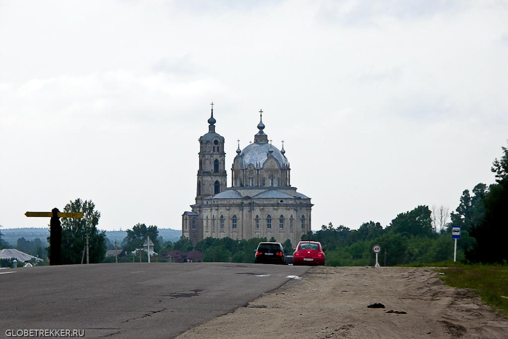 гусь фото железный собор троицкий
