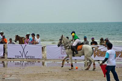 Кони и песок: королевский турнир по поло в Хуа Хине 11