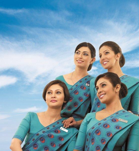 Летайте самолетами Шри-Ланкийских Авиалиний! 10