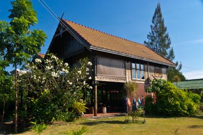 Как живется в настоящем тайском доме 9