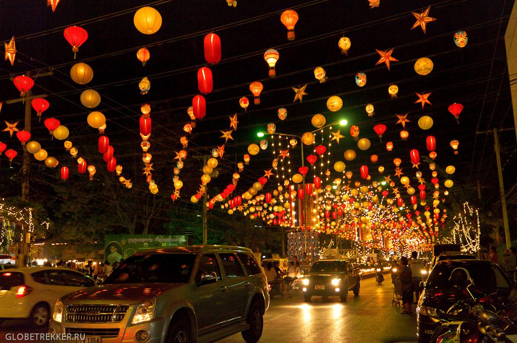 День Рождения Короля в Хуа Хине 10