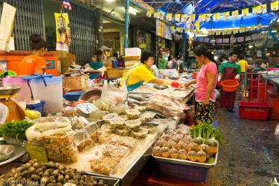 Рынки и базары Хуа Хина 21