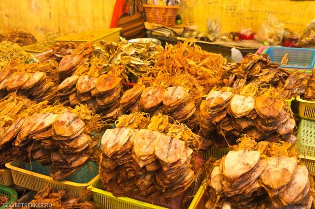 Рынки и базары Хуа Хина