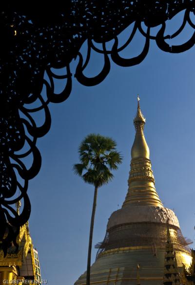 Пагода Шведагон 8