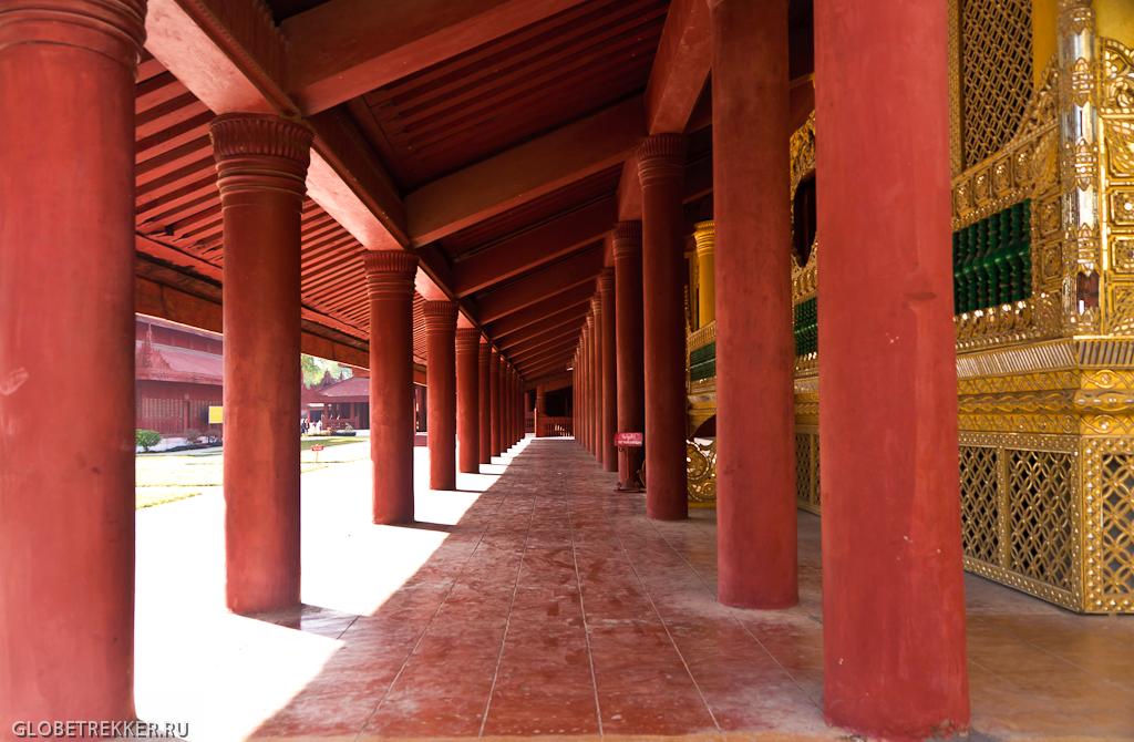 Мандалайский Дворец. Торжество бутафории 12