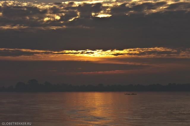 Из Мандалая в Баган по волнам Ирравади