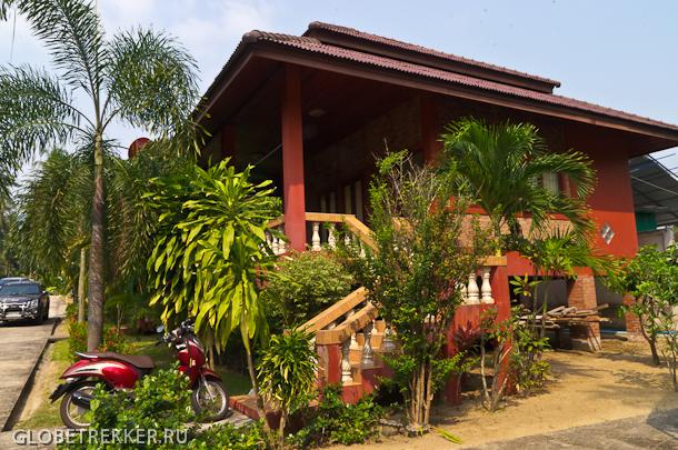 Поиск жилья и наш дом на острове Панган 4