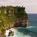Пура Танах Лот: земля и море