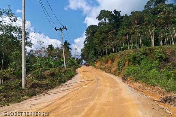 Аренда байка на Пангане и некоторые особенности местного дорожного движения 4