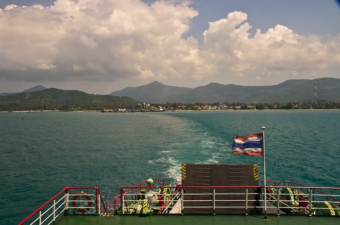 Остров Ко-Панган: Как добраться из Бангкона, Самуи, Сураттани 13