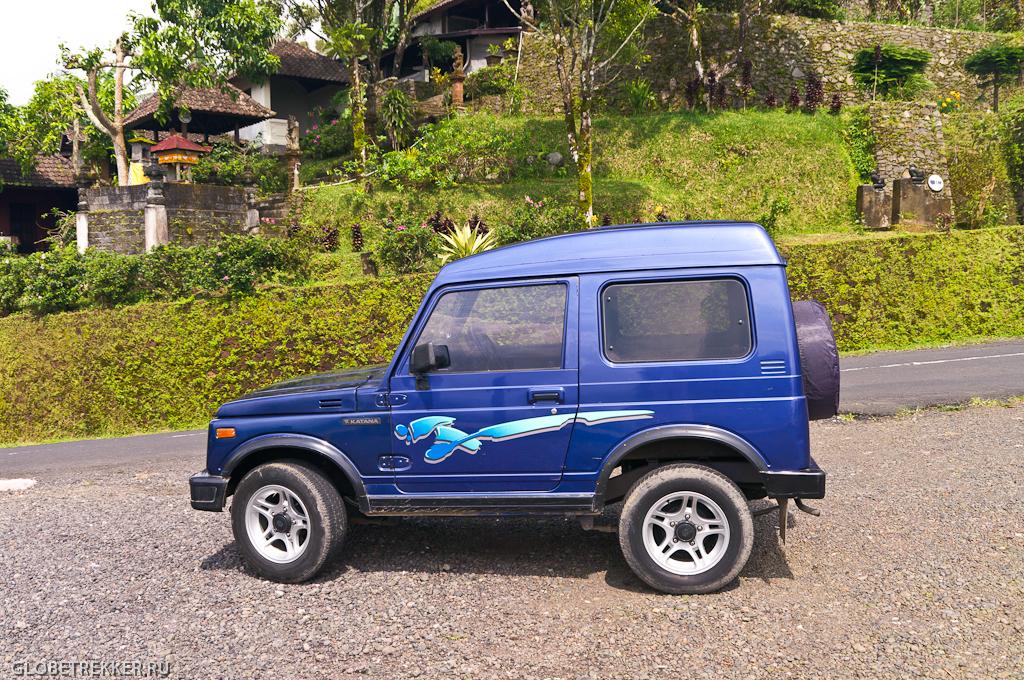 Аренда машины и байка на Бали: наш опыт 6