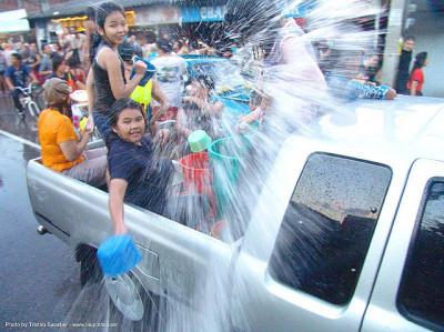 Сонгкран - Тайский Новый Год 3