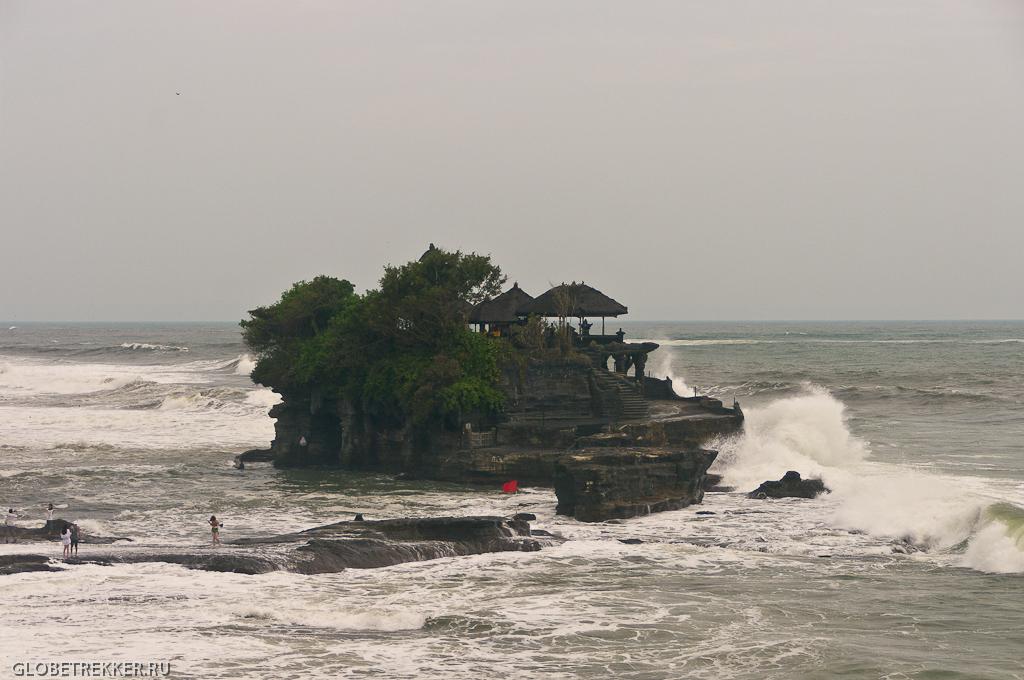 Пура Танах Лот: земля и море 17