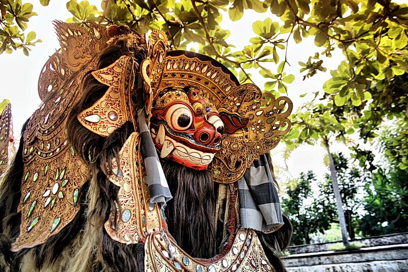 Боги и демоны острова Бали 18