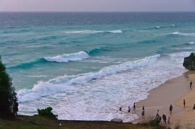 Пляжи острова Бали 10