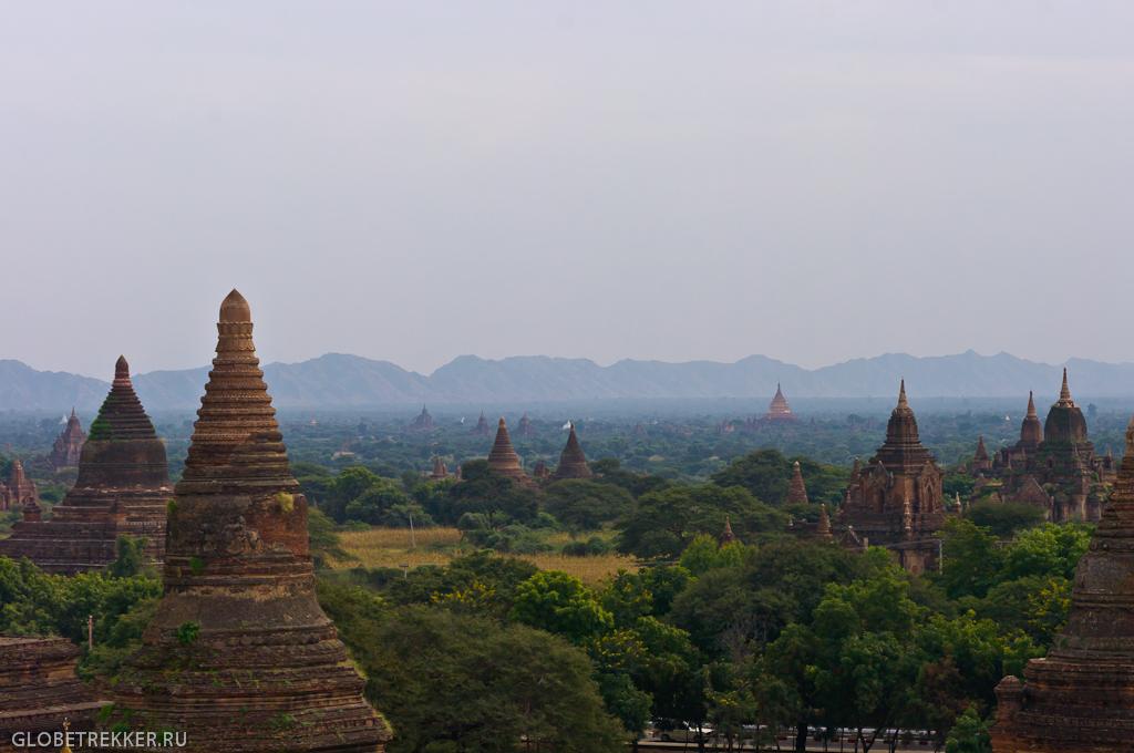 Храмы Багана: день первый 21