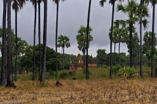 Храмы Багана: день второй