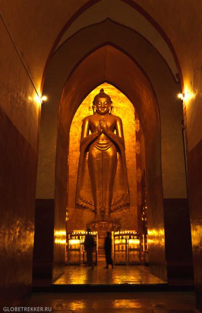 Храмы Багана: день второй 19