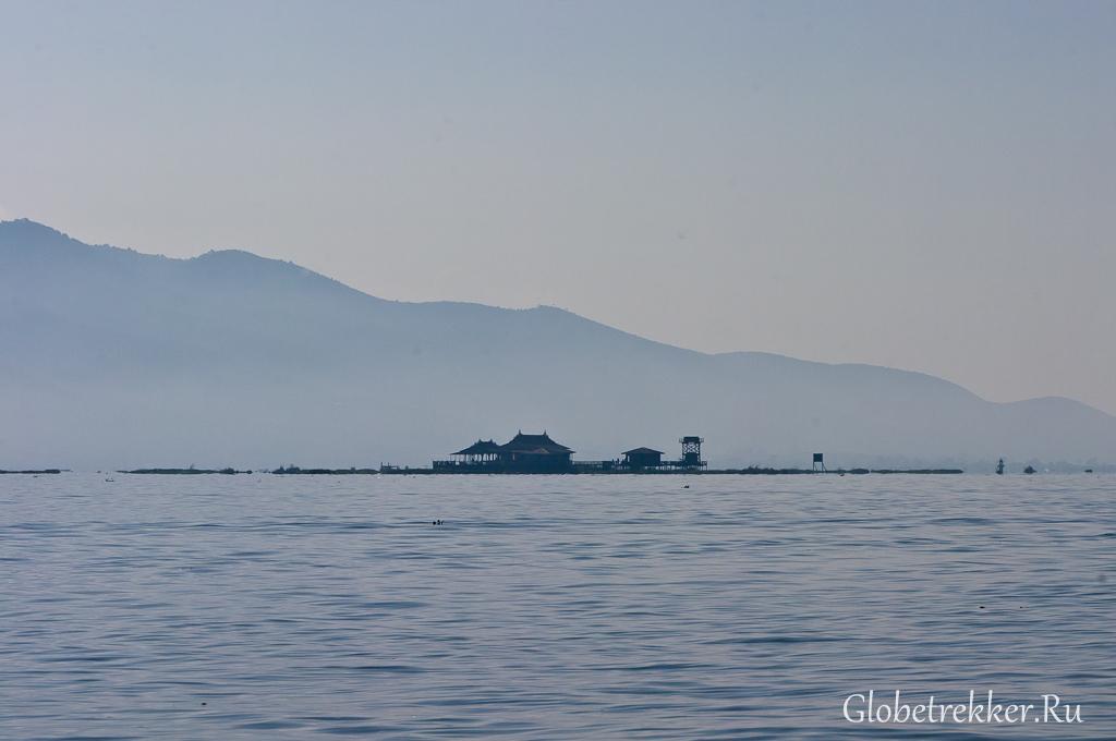 Озеро Инле: холм Индейн и золотые Будды 5