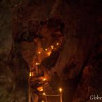 Слоновья Пещера Goa Gajah и древние барельефы Yeh Pulu