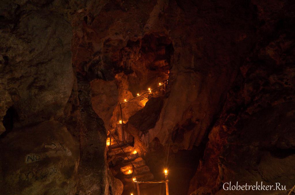 Пещеры озера Инле 3
