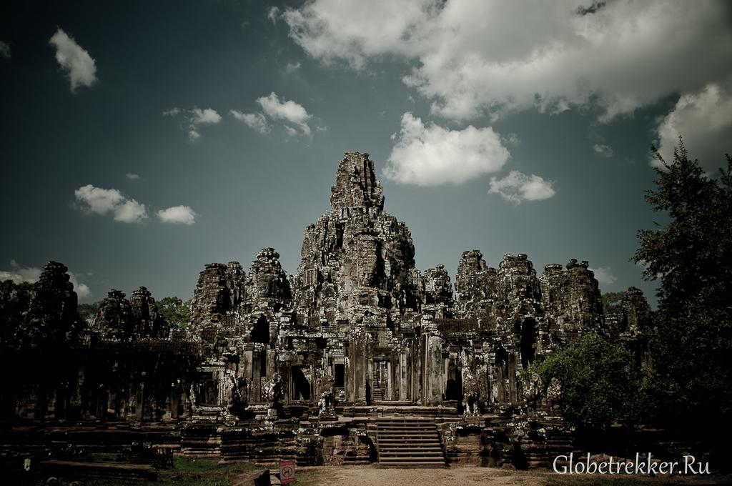 """""""Малый Круг"""" Ангкора: Ангкор Том, Байон, Терраса Прокаженного Короля, Та Пром 1"""