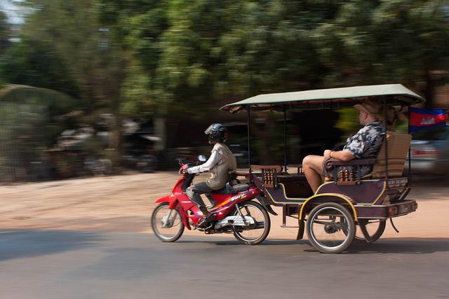 Большой Круг Ангкора: Пре Руп, Ник Пеан, Та Сом, Бантеай Гдей, Сра Сранг, Та Пром, Прасат Краван