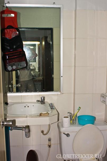 Бюджетное жилье в Хуа Хине   Siri Petchkasem Hotel