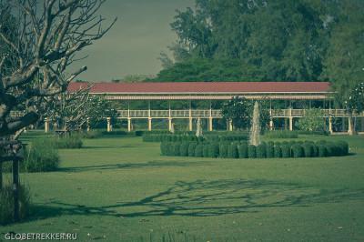 Летний королевский дворец в Хуа Хине 20