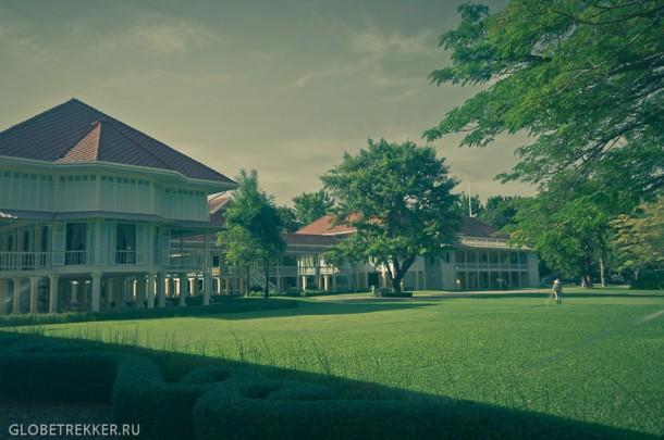 Летний королевский дворец в Хуа Хине
