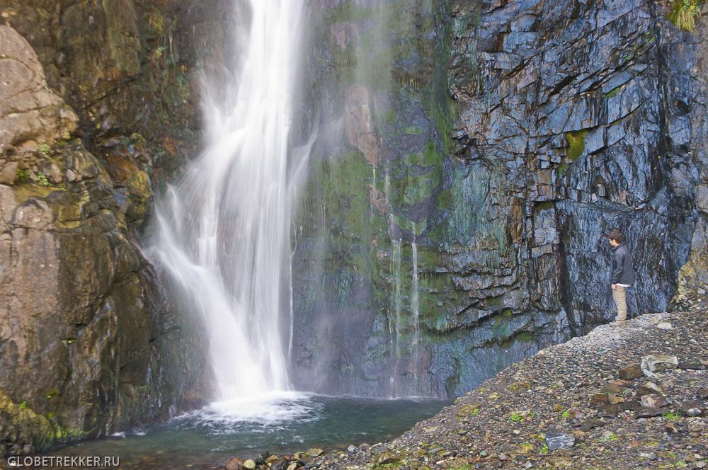 Дарьяльское ущелье и водопады Гвелети 6