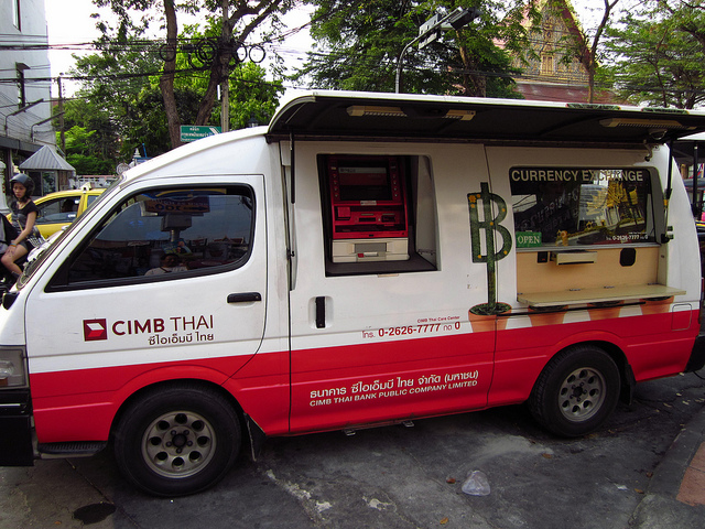 В каком виде брать деньги в Таиланд