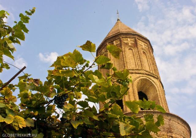 Сигнахи   винная столица Грузии