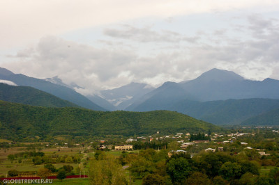 Прогулка по Алазанской долине: Цинандали, Телави, Икалто, Алаверди, Греми 37