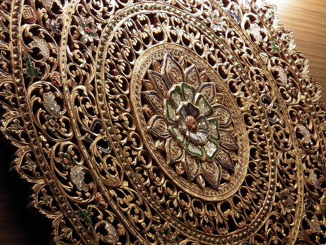 Тайское искусство карвинга