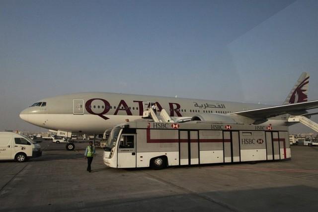 Qatar Airways: стыковка за 40 минут   это реально!